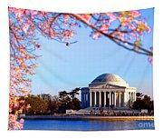 Cherry Jefferson Tapestry