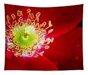 Cherry Pie Rose 01a Tapestry
