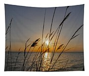 Chesapeak Bay At Sunrise Tapestry