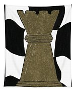 Chess Queen Tapestry