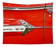 Chevrolet Impala Classic In Red Tapestry