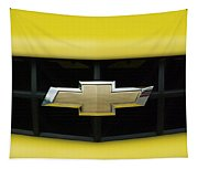 Chevy Camero Emblem 01 Tapestry