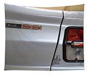 Chevy Nova Ss Emblem And Tail Light Tapestry