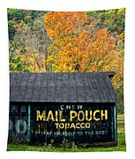 Chew Mail Pouch 2 Tapestry