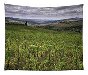 Chianti Region Of Tuscany Tapestry