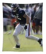 Chicago Bears Te Zach Miller Training Camp 2014 03 Tapestry
