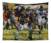 Chicago Bears Te Zach Miller Training Camp 2014 Pa 04 Tapestry