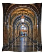 Chicago City Hall 1st Floor Hallway Area Hdr 01 Tapestry