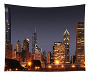 Chicago City Tapestry