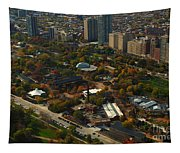 Chicago Lincoln Park Zoo Tapestry