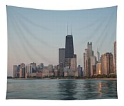 Chicago Morning Tapestry