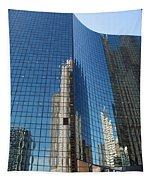 Chicago Reflections Tapestry