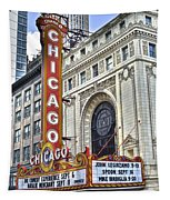 Chicago Theater Tapestry