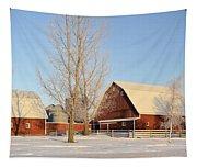 Chickasaw Farm Tapestry