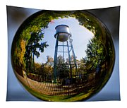 Chico Water Tower Tapestry