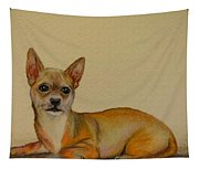 Chihuahua Tapestry