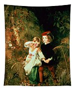 Children In The Wood Tapestry