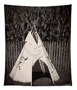 Childs Vintage Play Tipi Tapestry