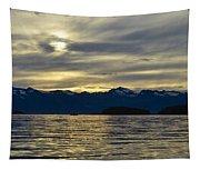 Chilkat Sunset Tapestry