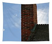Chimney Moon Tapestry