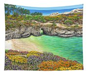 China Cove Paradise Tapestry