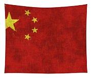 China Flag Tapestry