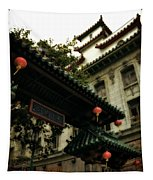 Chinatown Entrance Tapestry