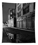 Chinatown New York City - Forsythe Street Tapestry