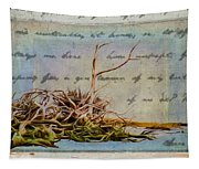 Chincoteague Driftoods Tapestry