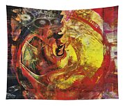Chinese New Year Tapestry