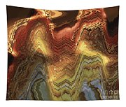 Chinese Opera Abstract Tapestry