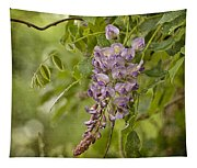 Chinese Wisteria Tapestry