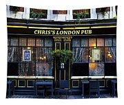 Chris's London Pub Tapestry