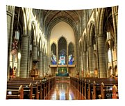 Christ Church Cathedral Victoria British Columbia Tapestry