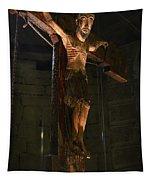 Christ Of Salardu Tapestry