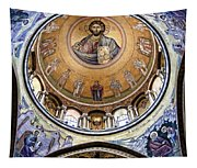 Christ Pantocrator -- No.5 Tapestry