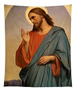 Christ Weeping Over Jerusalem Ary Scheffer Tapestry