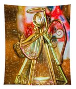 Christmas Angel Tapestry
