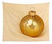 Christmas Ball Ornament Tapestry
