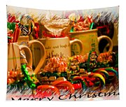 Christmas Candies Tapestry