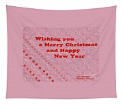 Christmas Cards And Artwork Christmas Wishes 10 Tapestry