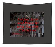 Christmas Cards And Artwork Christmas Wishes 32 Tapestry