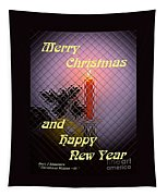 Christmas Cards And Artwork Christmas Wishes 95 Tapestry