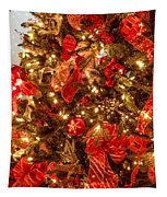 Christmas Dazzle Tapestry