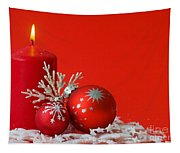 Christmas Decoration Background Tapestry