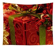 Christmas Greeting Tapestry