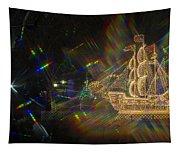 Christmas Ship Tapestry