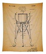 Christmas Tree Holder Patent 1927 Tapestry