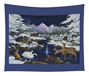 Christmas Wonder Tapestry