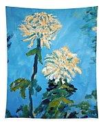 Chrysanthemum Floral Tapestry